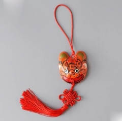 Car pendant, Clay sculpture pendant,The Chinese wind gifts, Handicrafts