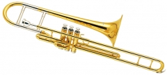 Eb Piston Trombones China Musical instruments whol...