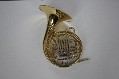 F/Bb Four Flats Double French Horn Detachable bell...
