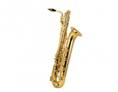 Eb Baritone Saxophone Brass Body Italy Pads with wood Case China mainland Musical instruments suppliers