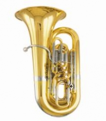 4/4 Tubas 4 Frontal Bb/G Flat 917 mm Height Brass ...