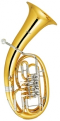High Grade Bb Euphonium Lacquer Finish with Mouthp...
