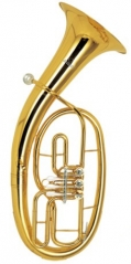 Bb Baritone Horn with case and mouthpiece China Mu...