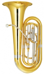 3/4 Tuba Three Valves Front Bb Flat 895mm Height B...