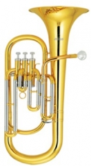 High Grade Piston Baritone in Bb Brass Musical ins...