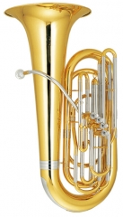 3/4 Tuba Four Valves Front Bb Flat 895mm Height Br...