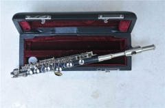 C Piccolos ABS body Silver plated WoodWind Instrum...