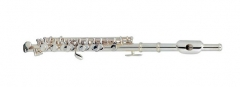 C Piccolos Cupronickel Body Silver plated Woodwind...