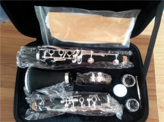 High Quality ABS Clarinet Silver plated W/Case Woo...
