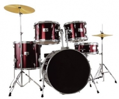 5-pc PVC Drum Sets Musical instruments for Sale