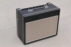 15Watt All Tube Guitar Amplifier multiply Wood cab...