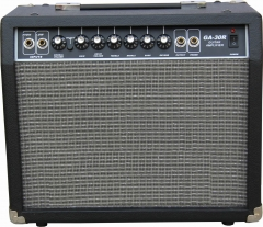 30 Watt 8 ohm Guitar Transistor Amplifier for sale