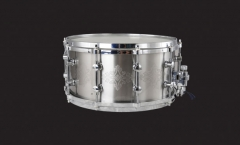 Stainless Steel Sanre Drums Solid Chrome Lugs Die-...