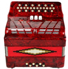 34 buttons 12bass Accordion Musical instruments on...