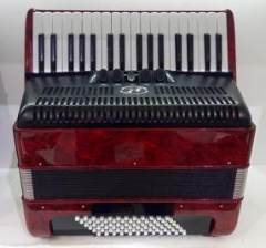 41 keys 120 bass Piano Accordion 7-3/11-3/13-7 reg...