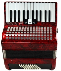 26Keys 48bass Piano Accordion Musical instruments ...