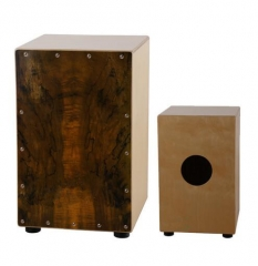 Deadwood pattern Cajon Drums Chinese Musical Instr...
