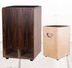 Zingana wood Cajon Drums for sale Musical Instrume...
