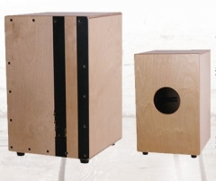 Black & Birch wood Cajon Drums for sale Musical In...