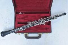 Semi Adult C key Composite Oboe Auto with wood cas...