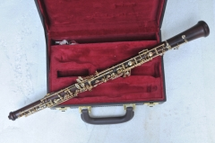 Professional Auto C key Ebony Oboe with wood case ...
