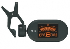 Clip on Tuner LCD display Chromatic Guitar Bass Vi...