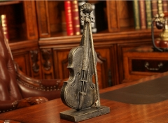 Music Decoration Violin Decoration Resin Material ...