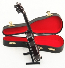 Mini Guitar Mould Wood Material 10cm~25cm Length Mini Musical Instruments
