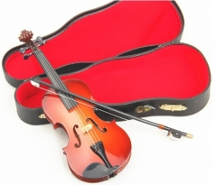Mini violin Mould Wood Material 9cm~25cm Length Mi...