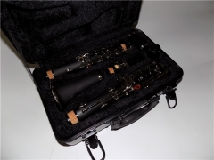 Bb Bakelite Clarinet 17 Keys with ABS Case Woodwin...