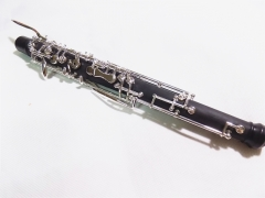 Bakelite English Horn Semi-auto Silver plated keys Musical instruments online sale