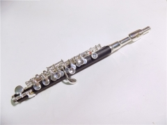 C key piccolos Composite body Silver plated Woodwi...