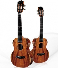 Enya Ukulele A1 Solid Hawaii KOA Body Hawaii Guita...
