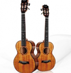 Enya Ukulele A5 Solid Hawaii KOA  (3A) Hawaii Guit...