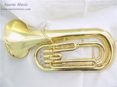 Bb Euphonium Four Piston Valves Lacquer Finish wit...