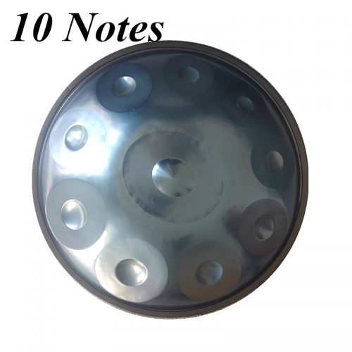 10 notes Handpan Drum musical instruments Antique Finish F major D Minor Hang Drum music Hand pan Drums Handmade