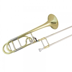 Professional Bb/F Tuning Trombone Musical instrume...