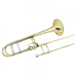 Professional Bb/F Tapered Rotors Trombone Edward M...
