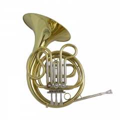 Eb/F Junior French Horn musical instruments with c...
