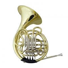 F/Bb French Horn Double Row 4 keys Musical instrum...