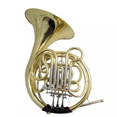F/Bb Four Flat Double Row French Horn musical inst...