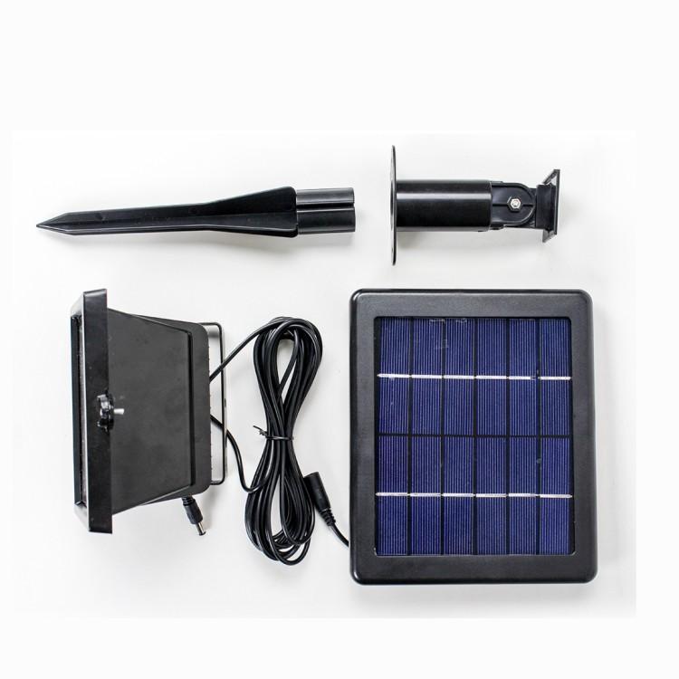 Hooree Sl 30d 60 Led Spotlight Solar Lawn Light With Light