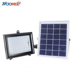 Foco solar Hooree SL-70A 80 LED flood light wall light solar garden light