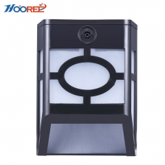 Hooree SL-90A Sound Sensor Solar Wall Lamp Retro Design