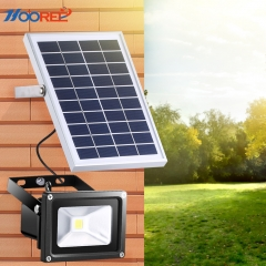 Hooree SL-310 5W 10W Integrated LED Outdoor Solar Flood Light