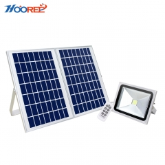 Hooree SL-390 30W Solar Street Light + Remote Control + Light Control Function