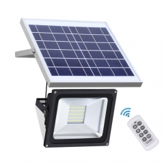 SL-381 10W 15W 20W 30W 40W 50W 60W Remote Control Solar Flood Light