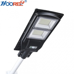 PIR motion sensor 150w all in one solar street light for garden road outdoor lighting 2019 New high luminance