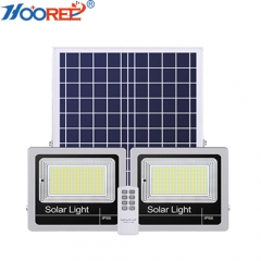 Outdoor lighting Motion Sensor LED Solar flood light 80W, 120W, 200W, 300W, 400W Hooree SL-392