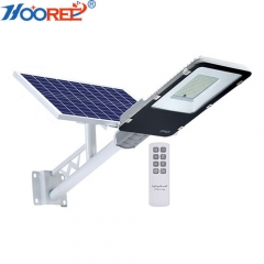 20W 40W 50W 100W 150W Motion Sensor solar powered LED street light
